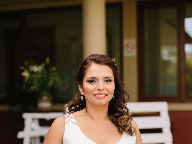 El matrimonio de Natalia y Claudio en Padre las Casas, Cautín 13