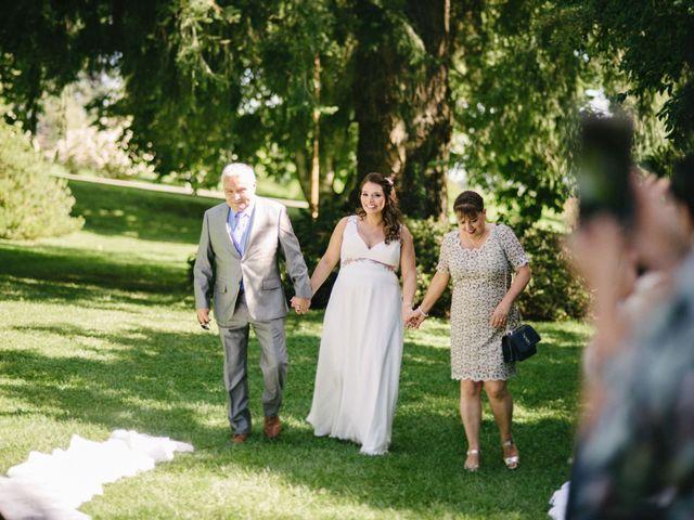 El matrimonio de Natalia y Claudio en Padre las Casas, Cautín 15