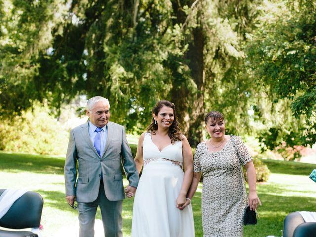 El matrimonio de Natalia y Claudio en Padre las Casas, Cautín 17