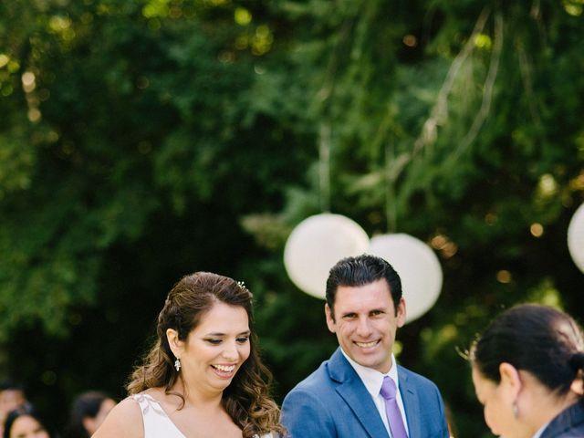 El matrimonio de Natalia y Claudio en Padre las Casas, Cautín 21