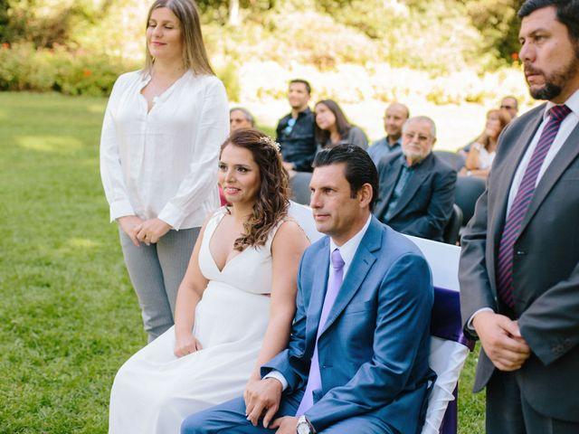 El matrimonio de Natalia y Claudio en Padre las Casas, Cautín 22