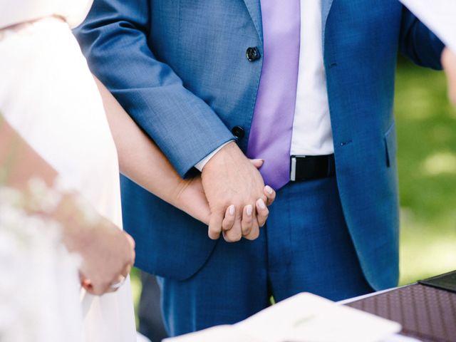 El matrimonio de Natalia y Claudio en Padre las Casas, Cautín 26