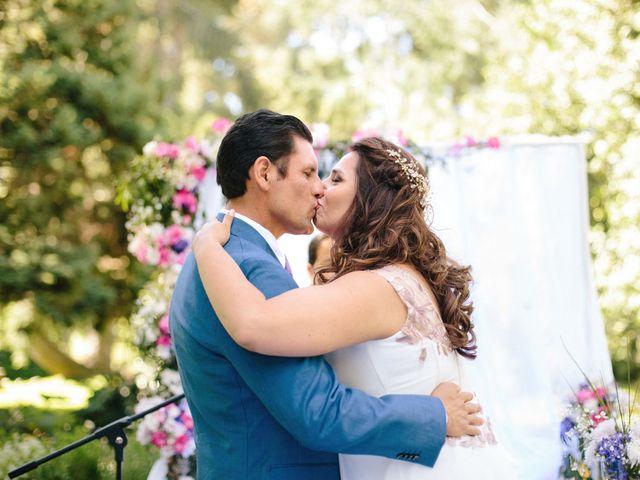 El matrimonio de Natalia y Claudio en Padre las Casas, Cautín 28