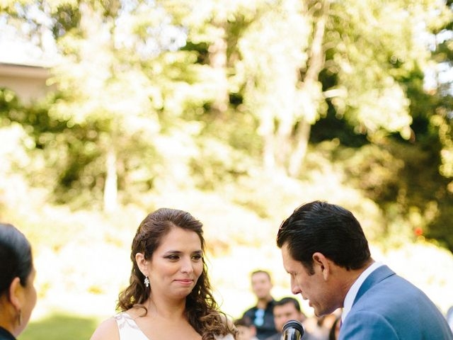 El matrimonio de Natalia y Claudio en Padre las Casas, Cautín 34