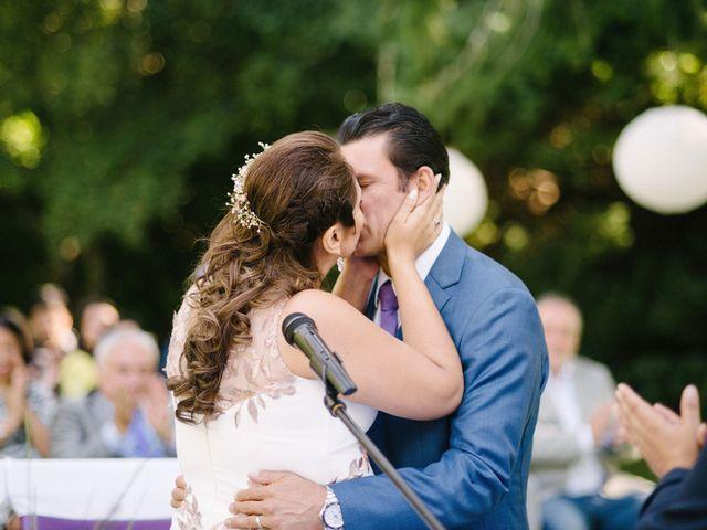 El matrimonio de Natalia y Claudio en Padre las Casas, Cautín 1