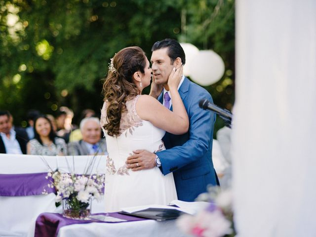 El matrimonio de Natalia y Claudio en Padre las Casas, Cautín 38