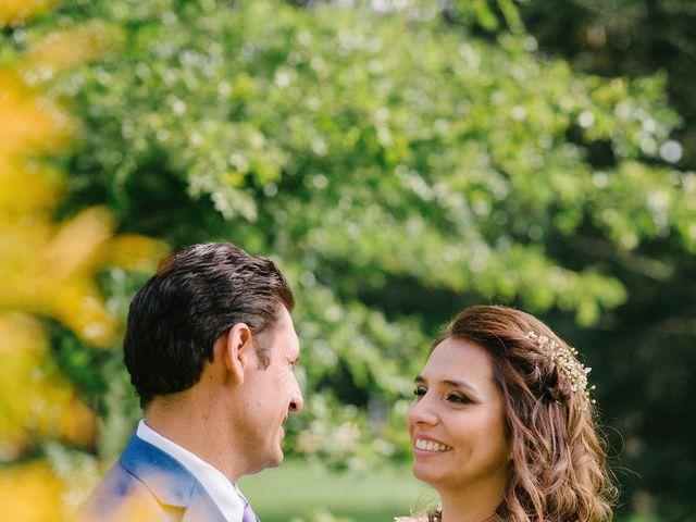 El matrimonio de Natalia y Claudio en Padre las Casas, Cautín 43