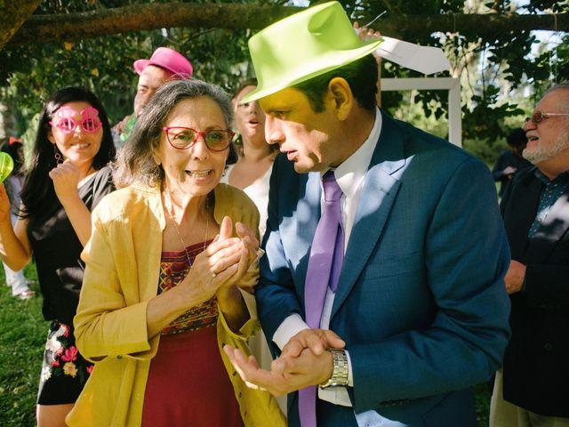 El matrimonio de Natalia y Claudio en Padre las Casas, Cautín 50