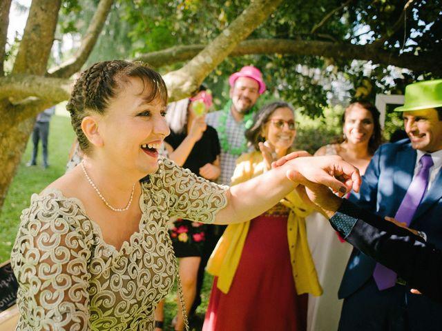 El matrimonio de Natalia y Claudio en Padre las Casas, Cautín 51