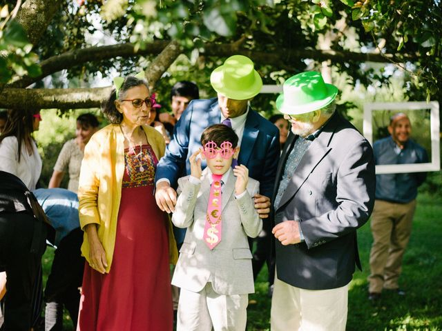El matrimonio de Natalia y Claudio en Padre las Casas, Cautín 53