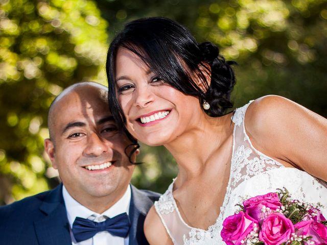 El matrimonio de Fernando y Cecilia en Providencia, Santiago 7