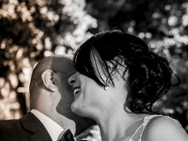 El matrimonio de Fernando y Cecilia en Providencia, Santiago 8