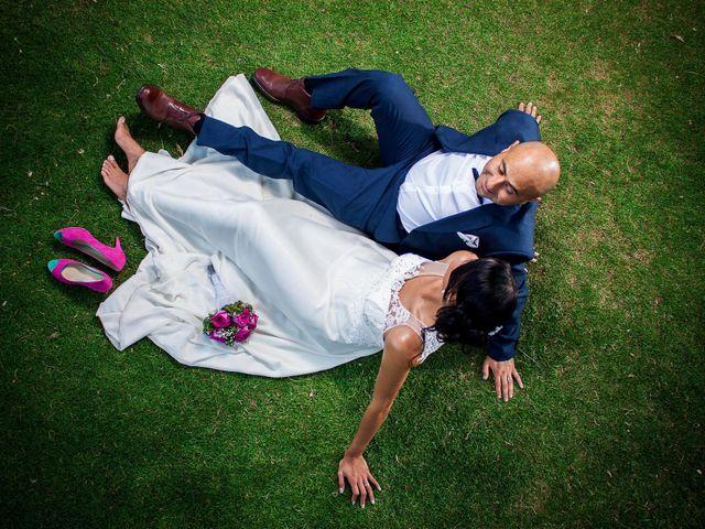 El matrimonio de Fernando y Cecilia en Providencia, Santiago 9