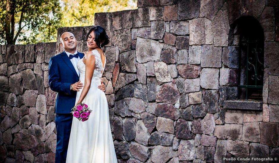 El matrimonio de Fernando y Cecilia en Providencia, Santiago