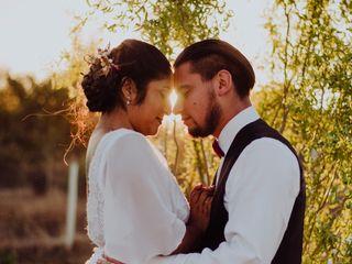 El matrimonio de Sofia y Rubén