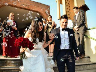El matrimonio de Ayleen y Daniel