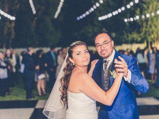 El matrimonio de Johanna  y Ricardo