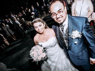 El matrimonio de Johanna  y Ricardo  3