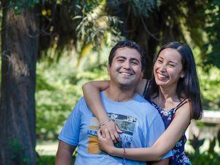 El matrimonio de Marta y Diego 1