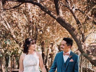 El matrimonio de Tamara y Marco 3