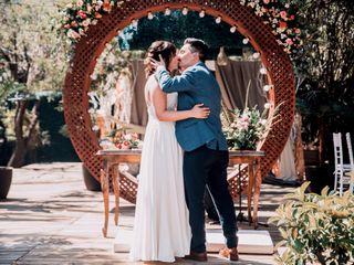 El matrimonio de Tamara y Marco