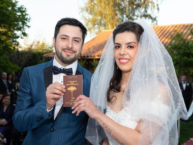 El matrimonio de Francisco y Virginia  en Graneros, Cachapoal 4
