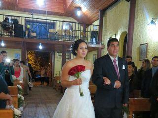 El matrimonio de Francisca y Nibaldo 2