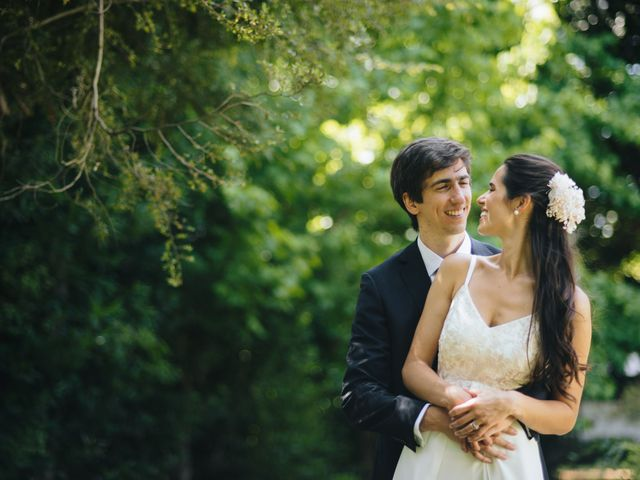 El matrimonio de Pilar y Rodrigo