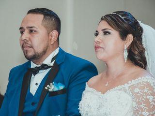 El matrimonio de Ingrid y Esteban 1