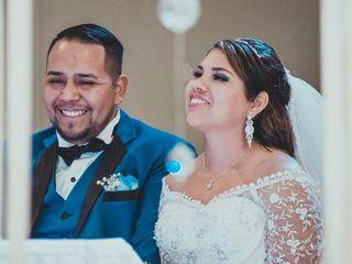 El matrimonio de Ingrid y Esteban