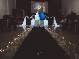 El matrimonio de Ingrid y Esteban 3