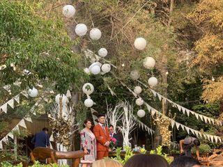El matrimonio de Fernanda y Diego 1
