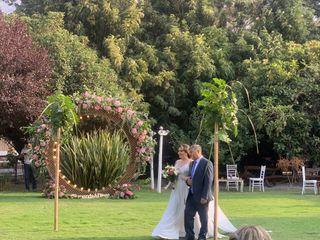 El matrimonio de Fernanda y Diego