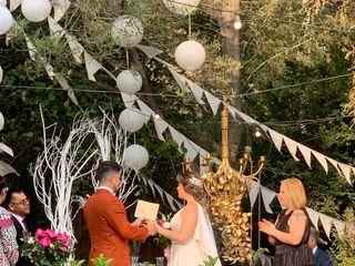 El matrimonio de Fernanda y Diego 3