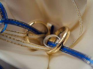 El matrimonio de Sandra y Luis 3