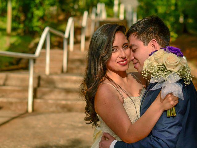 El matrimonio de Gabriela y Maikel