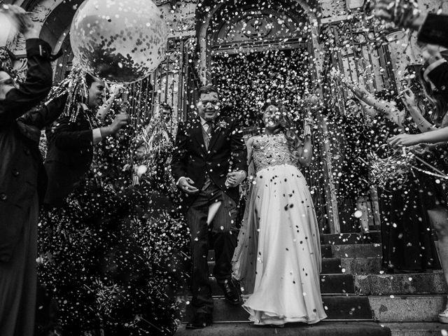 El matrimonio de Rodrigo y Lis en Santiago, Santiago 38