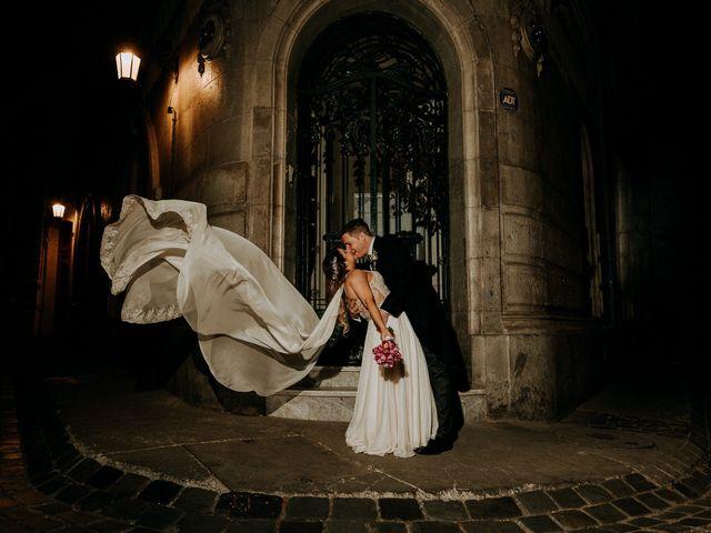 El matrimonio de Lis y Rodrigo