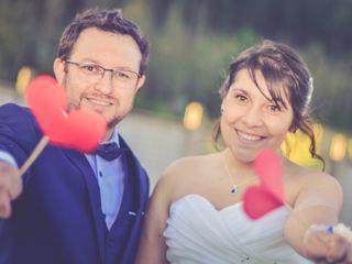 El matrimonio de Tatiana y Juan