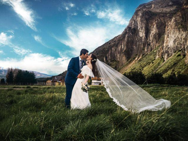 El matrimonio de Rocio y Cristobal