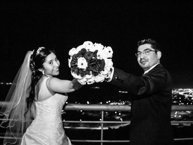 El matrimonio de Claudia y Fabián