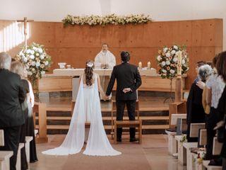 El matrimonio de María Jesús y Benjamin 1