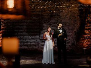 El matrimonio de María Jesús y Benjamin 3