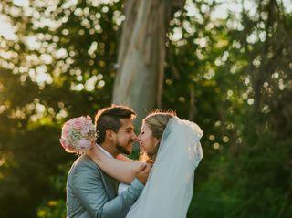 El matrimonio de Karina y Miguel