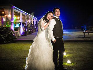 El matrimonio de Yessica y Cristián