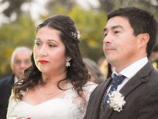 El matrimonio de Yessica y Cristián 3