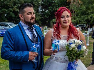 El matrimonio de Macarena y Gonzalo 1
