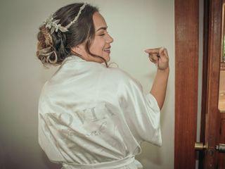 El matrimonio de Solange y Felipe 2