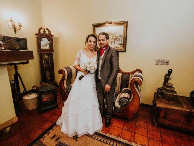 El matrimonio de Yessica y Marcos