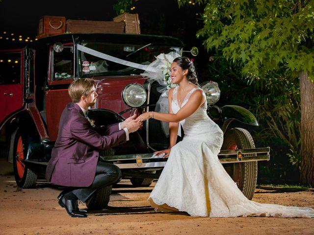 El matrimonio de Dennisse y Sylvain